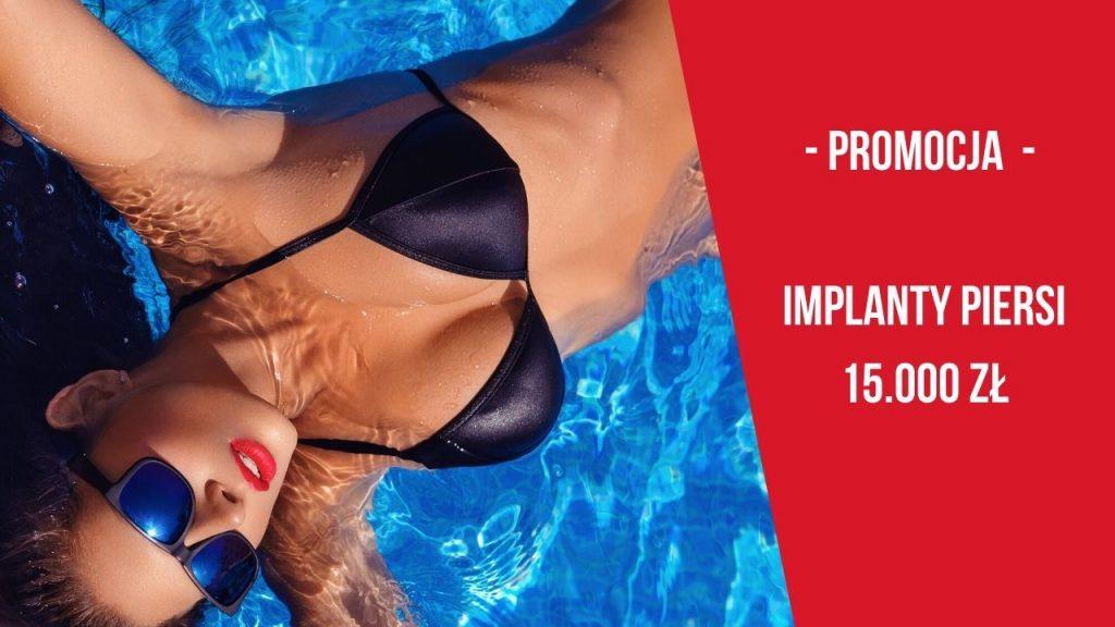 implanty piersi w promocyjnej cenie